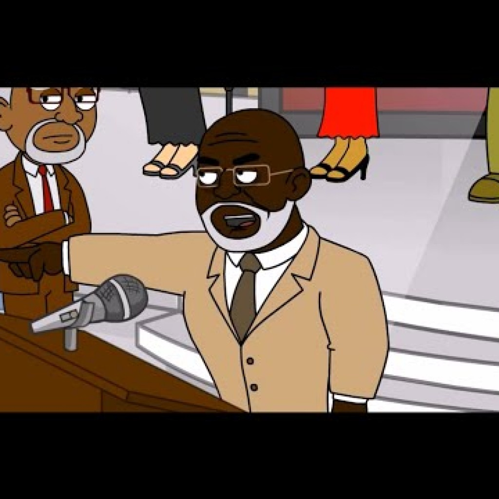 How The Saints Be With a Guest Speaker   Church Funny